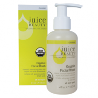 Juice Beauty Organic Face Wash Review