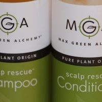Get Naturally Shiny & Voluminous Hair with Max Green Alchemy