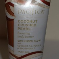 Summer Love: Pacifica Coconut Crushed Pearl Bronzing Body Butter in Sun Kissed Glow