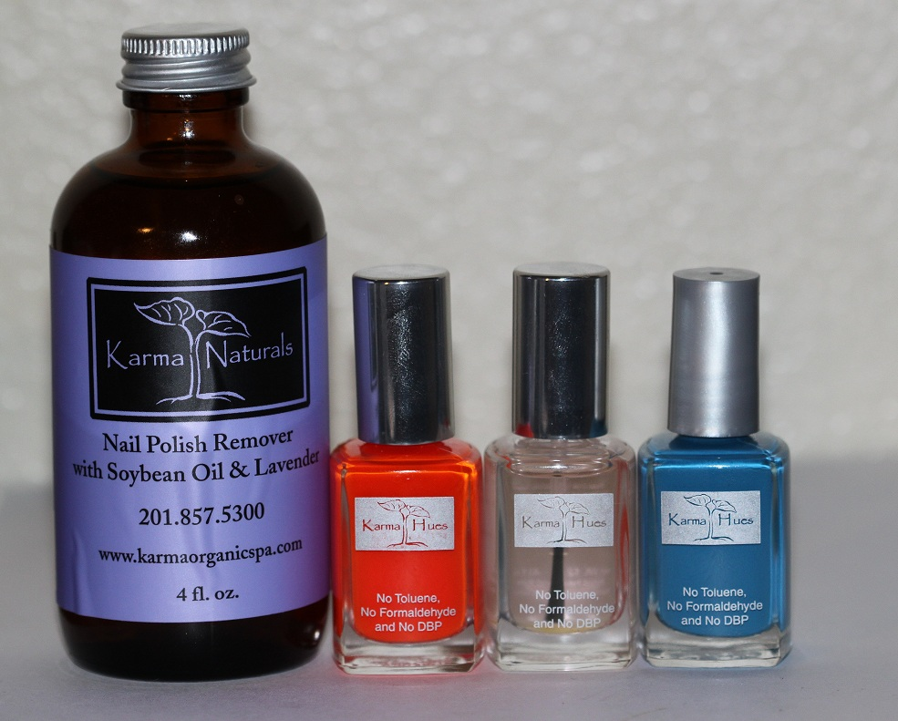 2 Awesome Summer 3 Free Nail Colors and Natural Lavender Polish ...