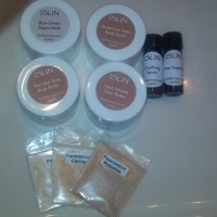 ISUN Samples from Beauty Habit Mini Reviews!