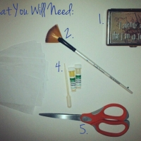 DIY Facial Blotting Tissue Papers!