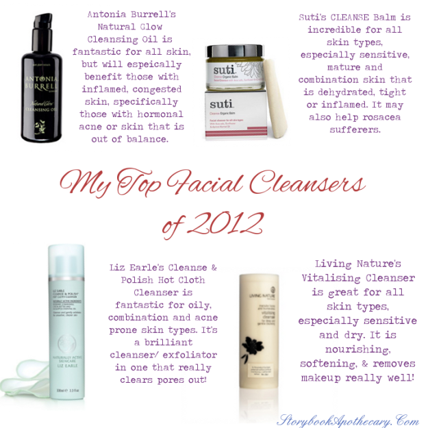 Bestcleansers2012_StorybookApothecary.Com