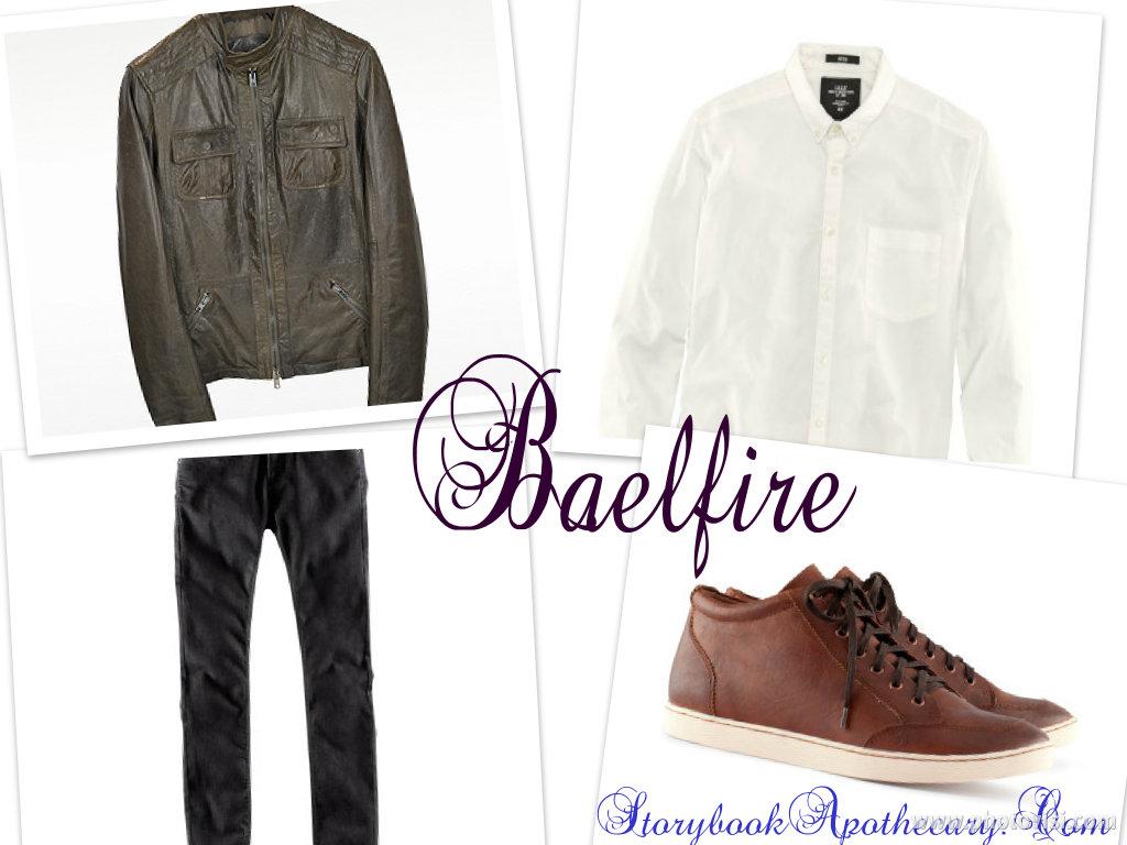Fairy Tale Fashion Inspiration - Baelfire - StorybookApothecary.Com